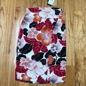 Zara printed skirt size Medium